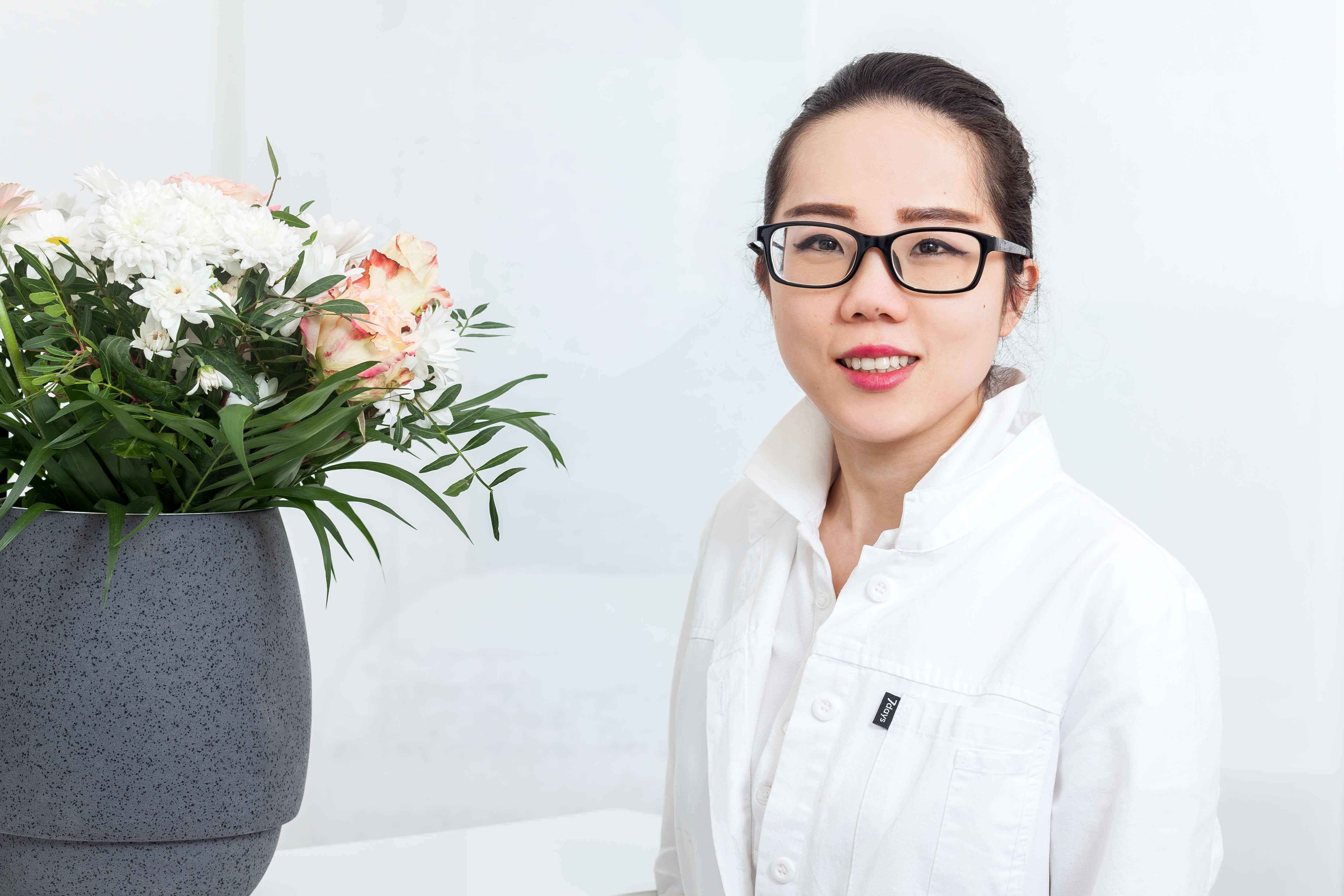 Zahnärztin Dr. Lin Foert
